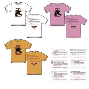 Myth Fact T Shirt - GOALIE GENIUS (Front Logo)