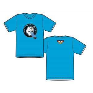 T Shirt - WATCH THE PUCK  (Front Logo)