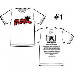 T Shirt - GOALTENDERS AKA  (Front Logo)