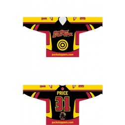 MY GOAL IS NO GOAL -  Pro CUSTOM Sublimated Jersey (C)