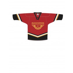 Top Quality Pro Mesh Goalie Jersey  - EVERYTHING GOALTENDING  (Front Logo)