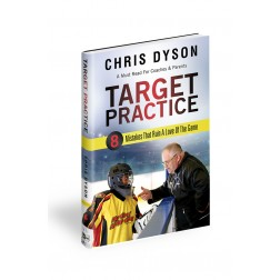 Target Practice BOOK -- DISCOUNTED OFFER WITH PURCHASE from our partners