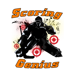Scoring Genius Hockey School HALF DAY (Late August)