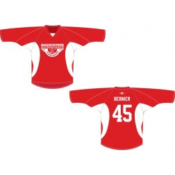 Mesh Goalie Jersey  - EVERYTHING GOALTENDING  (Front Logo)